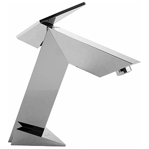 Graff - G-2200-LM23-PC - Stealth Contemporary Single Handle Lavatory Faucet, Polished Chrome