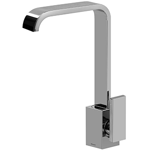 Graff G-2305-LM31-PC - Immersion Single Lever Vessel Bowl Faucet, Polished Chrome
