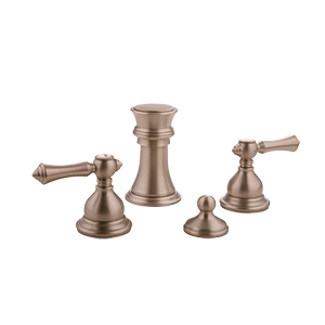 Graff - G-2560-LM15-SN - Nantucket Bidet Set
