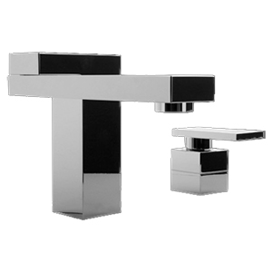 Graff - G-3150-LM31-PC - Structure Roman Tub Set