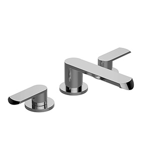 Graff G-6610-LM45B-OB Phase Widespread Lavatory Faucet, Olive Bronze