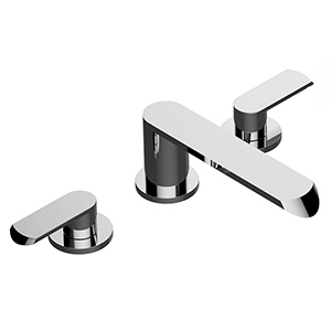 Graff G-6650-LM45B-BNi-T Phase Roman Tub Set - Trim Only , Brushed Nickel