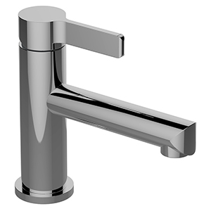 Graff G-6700-LM46-PC Terra Lavatory Faucet, Polished Chrome