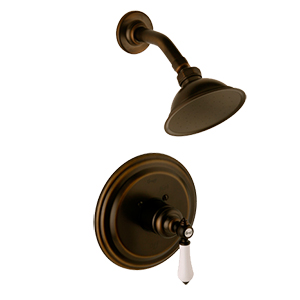 Graff - G-7115-LC1S-OB-T - Canterbury Collection Traditional Pressure Balancing Shower Set- Trim Only
