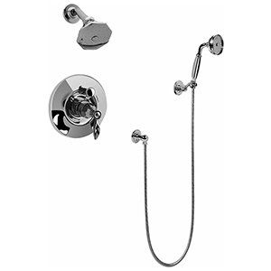 Graff - G-7162-LM14-OB-T - Topaz Pressure Balancing Shower Set- Trim Only