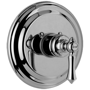 Graff G-8030-LM15S - Nantucket Trim Plate with Handle