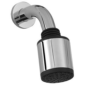 Graff - G-8400-PC - Tub & Shower Components Contemporary Showerhead with Arm