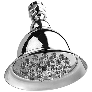 Graff - G-8450-NB - Tub & Shower Components Traditional 4-3/8-inch Tulip Showerhead
