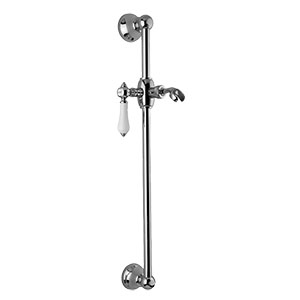 Graff - G-8601-LC1S-NB - Tub & Shower Components Traditional Wall-Mounted Slide Bar