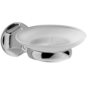Graff - G-9061-BN - Bath Accessories Soap Dish & Holder