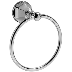 Graff - G-9067-SN - Bath Accessories Towel Ring