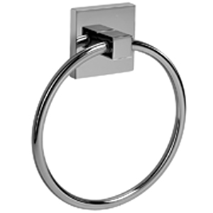 Graff - G-9106-SN - Bath Accessories Towel Ring